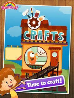 Bamba Craft by Mezmedia/ Bamba Kids  Review + Win an iPad Mini