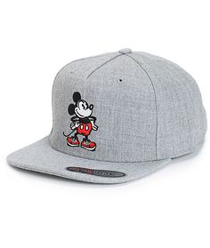 Disney x Vans Mickey Mouse Snapback Hat  1e888f04980