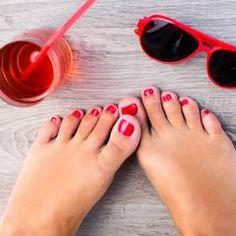 Praktisch!: Super Pedi-Trick für schöne Füße   BRIGITTE.de
