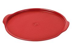 Emile Henry Made In France Flame Pizza Stone, x Burgundy ** Special product just for you. Natural Materials, Natural Wood, Cast Iron Pizza Pan, Home Pizza Oven, Wood Grill, Emile Henry, Grand Cru, Technology Design, Commercial Kitchen