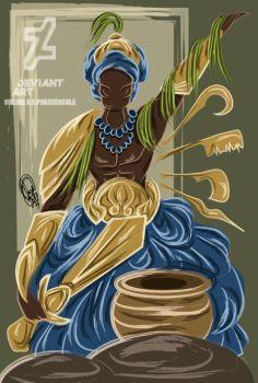 Ogum Wari by Oradine