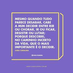 Entregamos em todo o Brasil, já espiou os nossos produtos? www.caixafilosofal.com.br  #quadros #frases #decoração #presentes #quadro #poster #posters