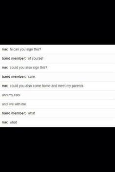 I laughed so hard I cried.