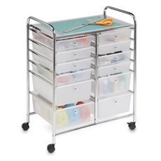 Studio Organizer Cart with Drawers - Bed Bath & Beyond