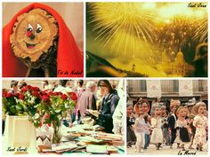 These are the most popular festivals in Catalunya.