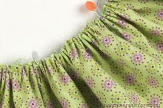 10 sewing tips to stitch the best gathers via Nancy Zieman blog.
