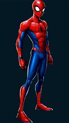 Spider-Man Spiderman Girl, Spiderman Suits, Spiderman Spider, Amazing Spiderman, Marvel Comic Universe, Marvel Art, Marvel Heroes, Marvel Avengers, Comics Universe