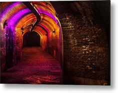 Trajectum Lumen Project. Ganzenmarkt Tunnel 8. Netherlands Metal Print by Jenny Rainbow. All metal prints are professionally printed, packaged, and shipped within 3 - 4 business days and delivered ready-to-hang on your wall. Choose from multiple sizes and mounting options. Art Prints For Home, Home Art, Fine Art Prints, Framed Prints, Poster Prints, Fine Art Photography, Travel Photography, Amsterdam Holland, Shadow Play