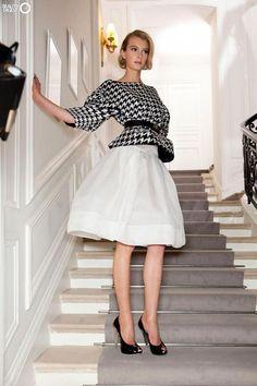 Коллекция Christian Dior весна-лето 2012