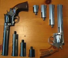 Dan Wesson firearms.