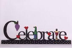 Roeda celebrate word designed - embellish your story