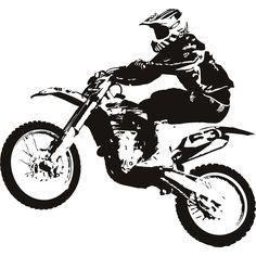 dirt-bike-clipart-black-and-white-Dirt-bike-transport-sports-and-hobbies-wall-art-sticker-wall-art.jpg (1200×1200)