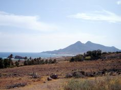 La Isleta del Moro (Parque Natural Cabo de Gata-Níjar)  © Robert Bovington Cabo de Gata article:- http://bobbovington.blogspot.com.es/2014/05/the-parque-natural-de-cabo-de-gata-nijar.html
