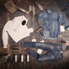 DR. DENIM – OLD JAM FALL 2013 COLLECTION