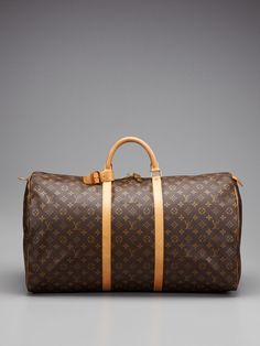 Louis Vuitton Keepall 60 Duffle Bag By On Gilt 1 299