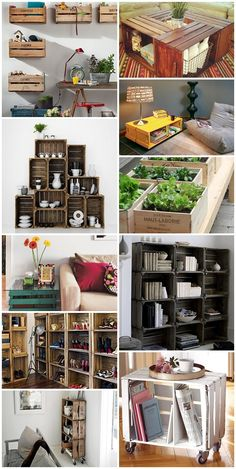 Gorgeous pallet ideas