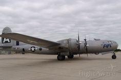 Photo of Boeing B-29 Superfortress (NX529B) ✈ FlightAware