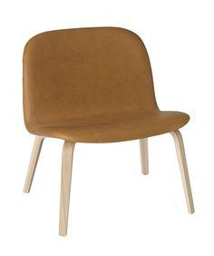 Muuto Visu - Lounge Chair - Leather | mintroom.de #Muuto #mintroom #shop #sessel #muuto #mika tolvanen