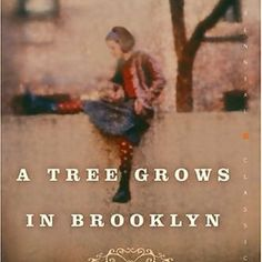 A Tree Grows in Brooklyn by Betty Smith. This might have been my first 'grown-up' book, a'way back when. I Love Books, Great Books, Books To Read, Children's Books, Big Books, Fiction Books, Up Book, This Book, Tree Grows In Brooklyn