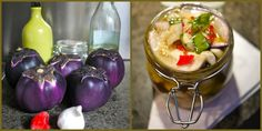 Ricetta conserva di melanzane sott'olio - La ricetta per preparare in casa, secondo la tradizione, la conserva di melanzane sott'olio, da gustare poi anche durante l'inverno.