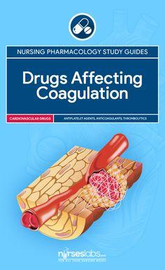 Coagulation Modifying Drugs: Nursing Pharmacology Study Guide