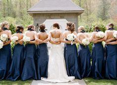 Cute bridesmaid picture!