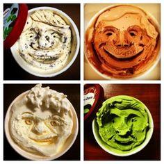 Makoto Asano Carves Smiley Faces Into Häagen-Dazs Ice Cream Cups