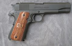Springfield Armory Mil-Spec 1911 in .45 ACP, a no-nonsense addition to any gun safe