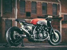 Yamaha V-Max by JvB-Moto