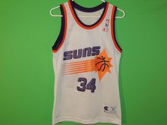 #VTG #CharlesBarkley #Mens #FREEShipping #Jersey #NBA #PhoenixSuns
