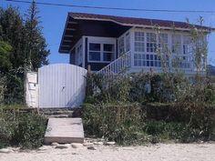casa para 4 en Porto do Son - Exterior casa de vacaciones [verano]