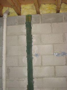 9 delightful foundation crack repair images foundation repair rh pinterest com