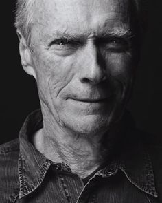 """""""At 80 and past concealing that fact, Clint Eastwood looks like the wise old blue-eyed patriarch of an alternative-history America that has never lost a war or run a deficit. He comes off like a man with few worries and few regrets who lives by the Spartan motto """"Get on with it"""" and has learned to dismiss his animal needs."""" —Walter Kirn"""