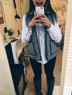 """monogramsandmerica: """" Actually put effort in my outfit today I'm pretty proud of myself """""""