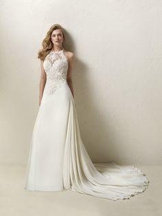 Wedding dress original train - Dresa