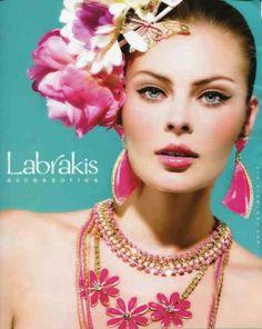 biżuteria i kwiaty - a la Frida Kahlo