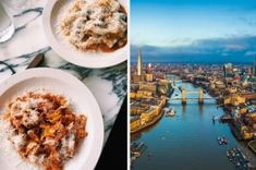 recipes drinks London's Best Restaurants As Recommended By The Locals Who Live There There is more to London than just fish and chips and jellied eels. Eel Recipes, Dog Food Recipes, Healthy Recipes, Jellied Eels, Best Places In London, Cafe Japan, Slow Cooker Creamed Corn, Pasta Types, Whats In Season