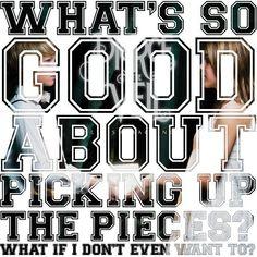 Favorite PTV lyric.