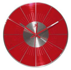 Spangler Wall Clock by Infinity Instruments