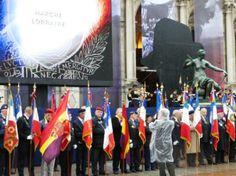 Búscame en el ciclo de la vida: 727. Homenajes  de la Liberación de París el 25 de...