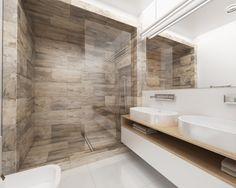 Nowoczesna łazienka | Opole | architektura i architektura wnętrz | troomono