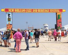 2015 New Orleans Jazz Fest Tips and Information