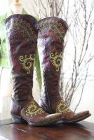 Old Gringo, why must you tempt me with these amazing boots!