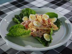 Recepty: Delikátní sýrové pochoutky od Zdeňka Pohlreicha - Žena.cz - magazín pro ženy Penne, Potato Salad, Tacos, Potatoes, Meat, Chicken, Ethnic Recipes, Food, Potato