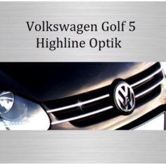 VW Golf 5 Leisten . Nur bei uns