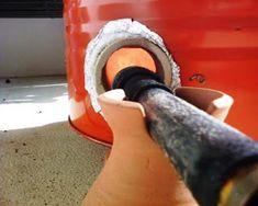 Nuno Mota: Construção de um forno a gás para alta temperatura Forno A Gas, Pottery Kiln, O Gas, Ceramics, Metals, Solar, Enamels, Ovens, Handmade Pottery