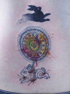 Watership Down tattoo