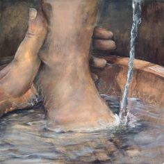 One lesson we can learn from the washing of the disciples' feet