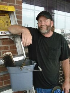 WAUPUN, WISCONSIN — For hundreds of Dodge County residents who love an unblemished view of the world Alan Kohl is their go-to guy. That's because Kohl, a window washer for 18 years, never leaves a job until a window is spotless.