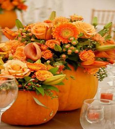 10 Beautiful Pumpkin Decorations ideas For Your Modern Home